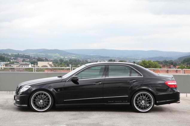 Mercedes E500 by Vath2