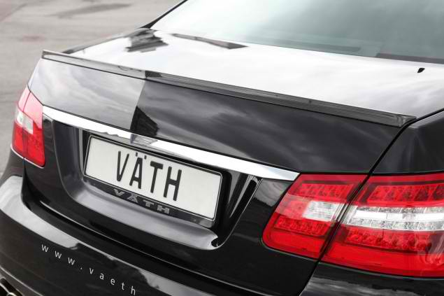 Mercedes E500 by Vath7