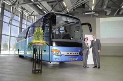 Railway Operator in a French State Chose Setra