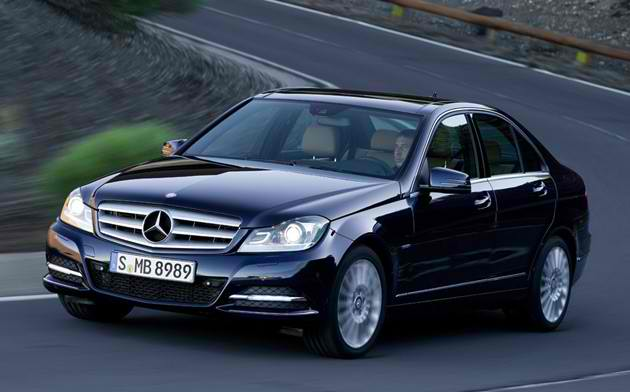 crash test mercedes Mercedes Spoke About the Poor Crash Rating of the new Mercedes C Class