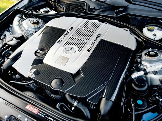 Amg to engineer all mercedes v12 engines for Mercedes benz v12 engine
