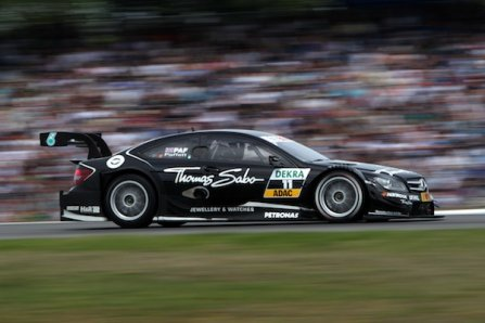 paffett DTM mercedes DTM 2012: Nurburgring Preview
