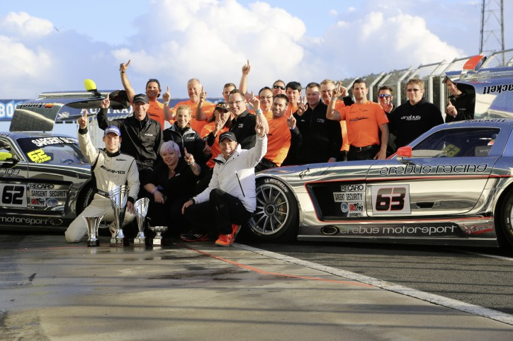 12C904 01 724x482 Customer Teams Give Mercedes AMG Welcome Victories