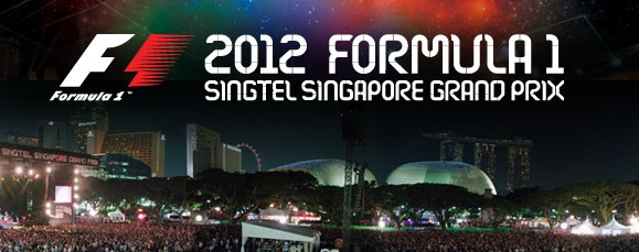 2012 Singapore Grand Prix Mercedes Preview F1: Mercedes Benz All Set for Singapore GP