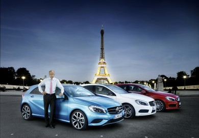Mercedes-Benz A-Klasse, Paris, (W 176), 2012