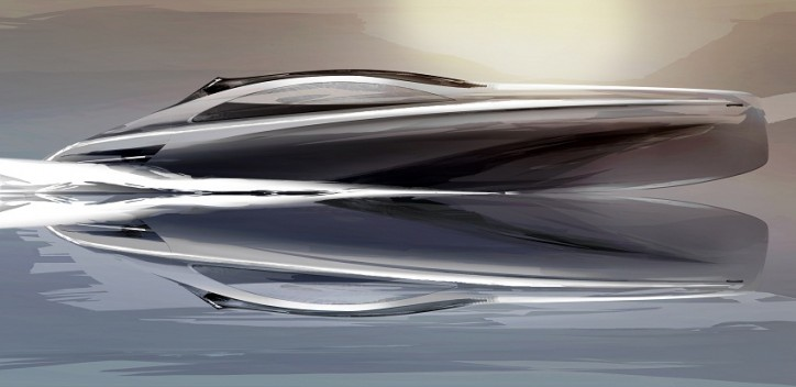 Mercedes Benz Style Granturismo Yacht 01 724x352 Mercedes Benz Outs New Luxury Yacht Design at Monaco Yacht Show