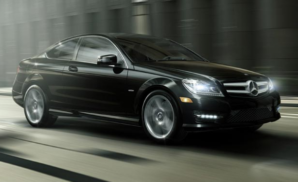 mercedes benz USA C Class 597x365 Mercedes Benz USA August Sales Improve by 11.3%