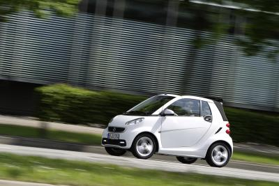smart crash test Smart fortwo Protects Its Passenger, According to ADAC Test
