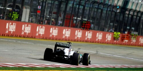wpid rosberg1 F1: Rosberg Finishes 5th in Singapore