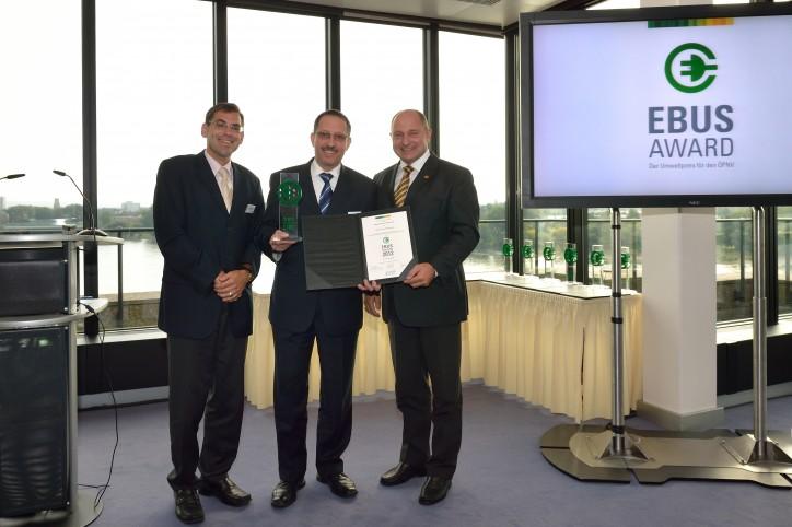 12A1146 724x482 Citaro FuelCELL Hybrid Given EBUS Award