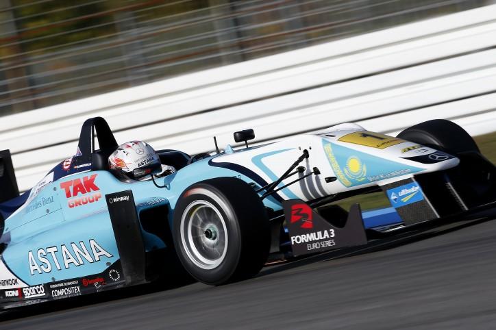 Daniel Juncadella Mercedes F3 EuroSeries 724x482 Daniel Juncadella Claims Formula 3 Euro Series Title