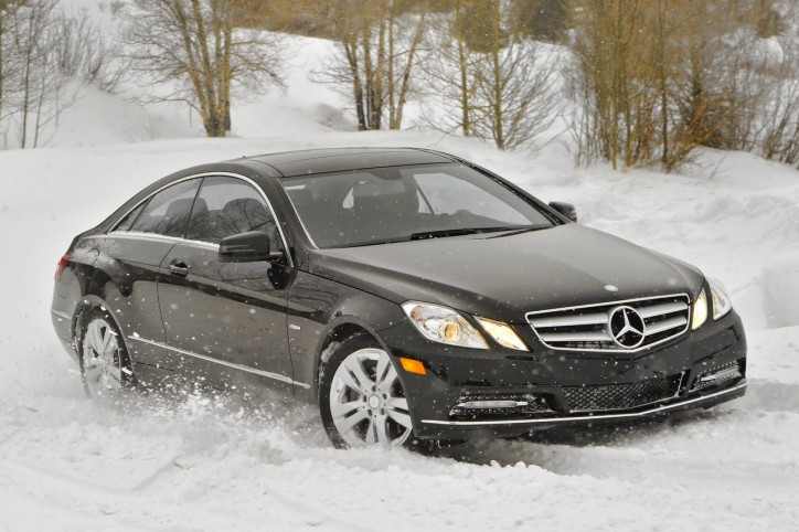 E350 Coupe 724x482 MBUSA Issues Recall For A Few E350 And E550 Coupes