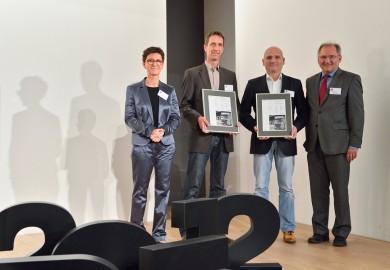 Internationaler Designpreis Baden-Württemberg und Mia Seeger Pr