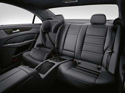Mercedes benz cls shooting brake genuine accessories 005 for Mercedes benz usa accessories