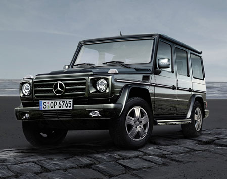 """Mercedes Benz G Wagen Smaller Mercedes Benz G Class in the Works? """"Mini G"""" Could Launch by 2015"""