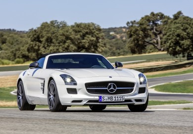 Mercedes-Benz SLS AMG GT Roadster; (BR 197); Paris 2012
