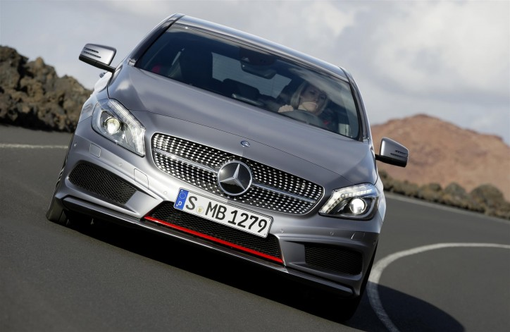 2048 12C80 0971 724x471 A Class CDI Sport To Be Available By March 2013