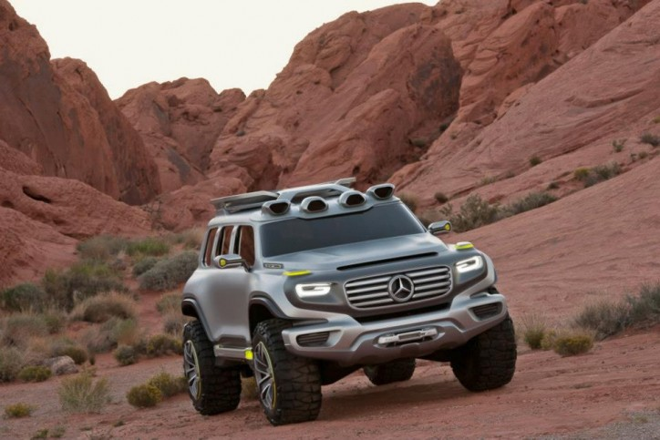 396746 10151263367611670 2025285516 n 724x483 2025 Mercedes Benz Ener G Force Concept Set to Debut at LA Auto Show