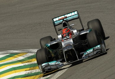 Motorsports: FIA Formula One World Championship 2012, Grand Prix of Brazil