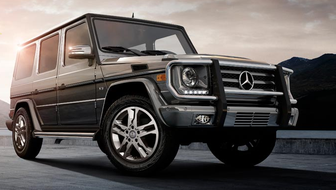 Mercedes Benz G Class Mercedes Benz G550 SUV Starts at $113,000