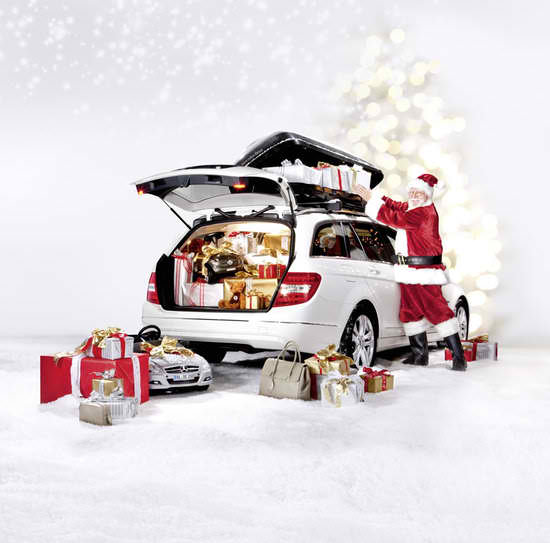 Mercedes Benz Holidays Getting a Mercedes for the Holidays?