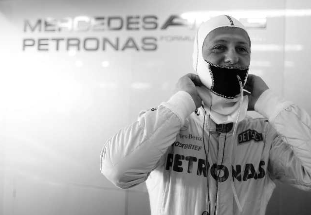 Schumacher Mercedes AMG Petronas Retirement F1: Brazilian GP Preview—End of an Era as Schumacher Retires