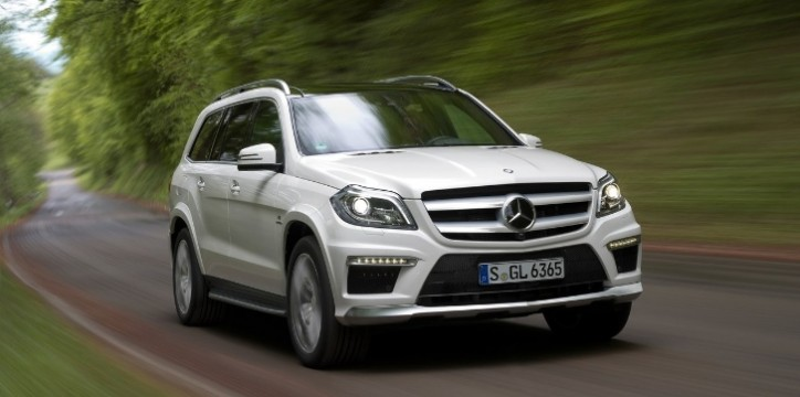mercedes gl63 amg 724x360 U.S. GL63 AMG May Cost Twice That Of Base GL