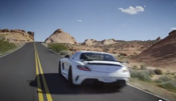 sls black SLS Black Series Video Leaves You Dreaming