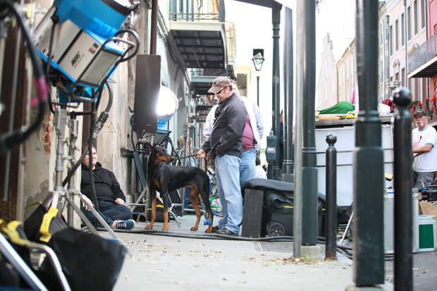 11932686 mmmain CLA Super Bowl XLVII Ad Filming In New Orleans