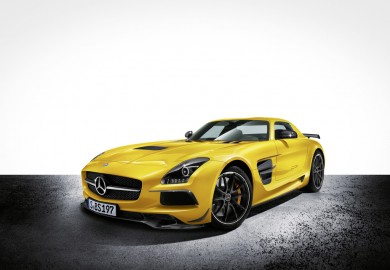 SLS AMG Coupé Black Series, AMG Solarbeam, (C 197), 2012