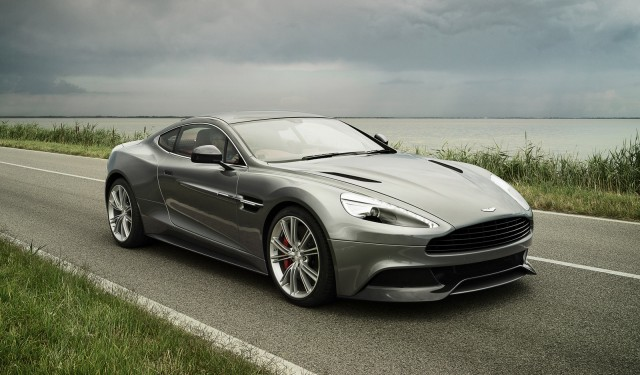 2013 Aston Martin Vanquish Aston May Need More Than Just AMG Engines