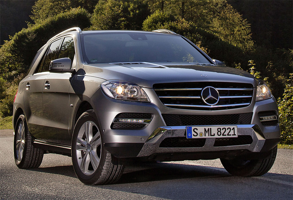 Two Mercedes-Benz Cars Recognized as Most Environment ...