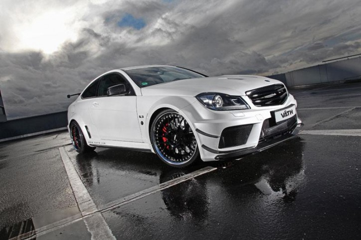 C63 comes with additional upgrades.