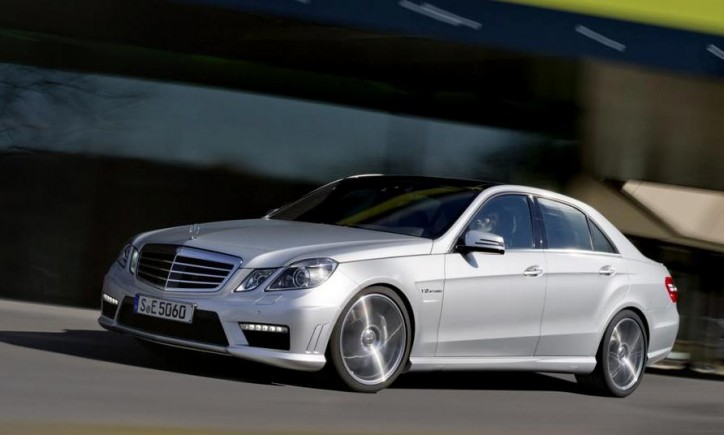 E63 AMG 724x435 Has 2012 been a successful year for Mercedes?