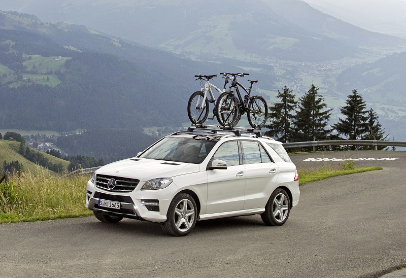 Mercedes Benz ML 250 BlueTEC 4MATIC German Magazine Awards Two Mercedes Benz Models as Greenest in Their Classes