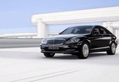 S-Class self driving