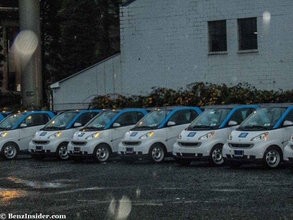 Smart Car Seattle
