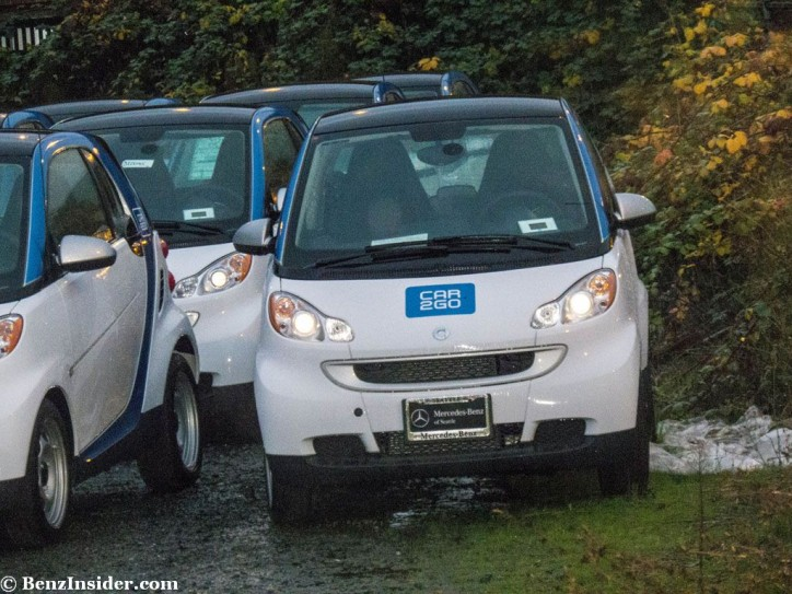 smart car2go seattle spy shots005 724x543 Spied: Is car2go headed to Seattle?
