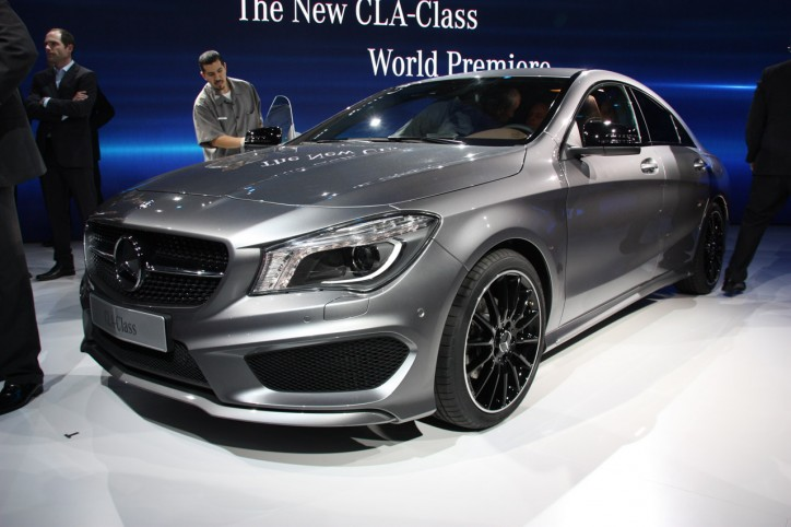 014 2014 mercedes benz cla 1358134895 724x482 Why Mercedes Benz is Offering Lower Priced Models