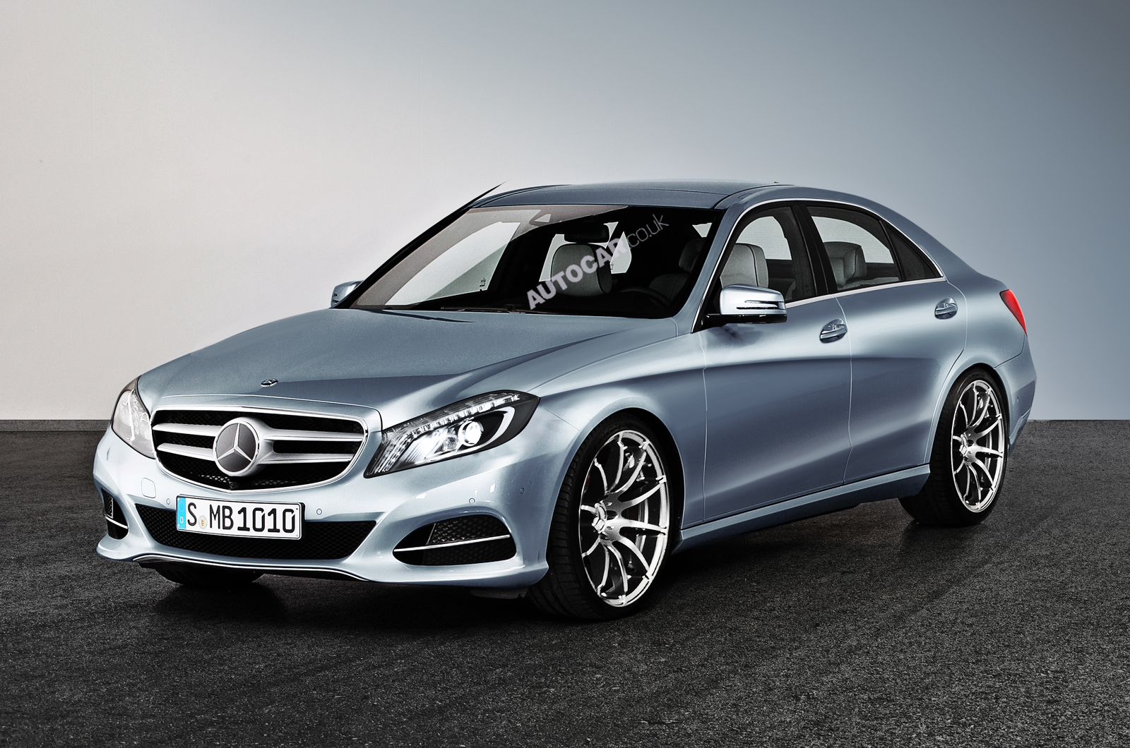 The fourth-generation Mercedes-Benz C-class will reportedly come with