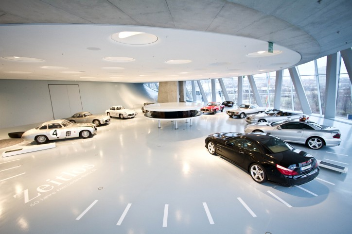 12C1411 02 724x482 Mercedes Benz Museum Sets Visitor Record, Will Showcase S Class In 2013