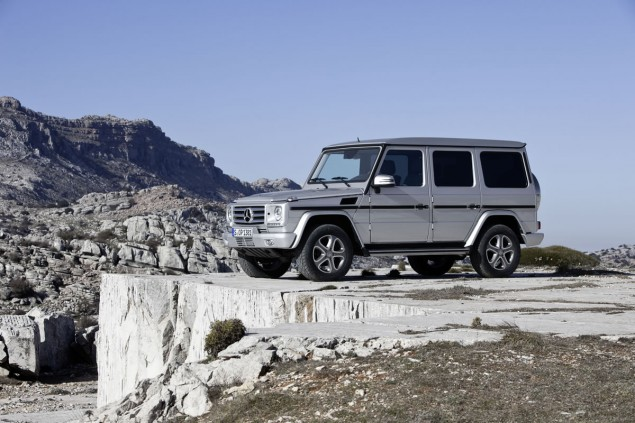 MB G63 AMG