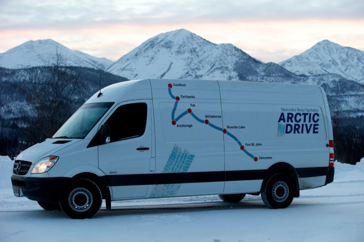 MERCEDES-BENZ CANADA INC. - Mercedes-Benz Sprinters