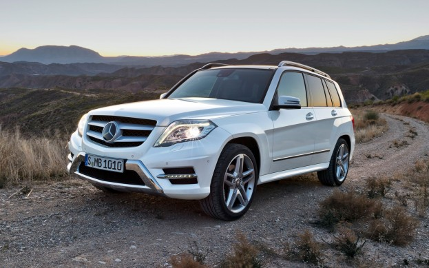 2013 Mercedes Benz GLK Mercedes Benz GLK Coupe to Hit Market in 2016?