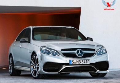 2014 Mercedes-Benz E63 AMG rendering