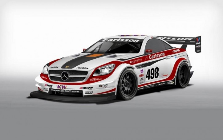 6905867481769731194 724x456 Carlsson Develops Hillclimb SLK For Meisel Motorsport