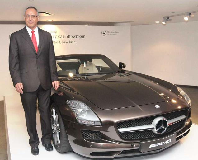 BL19 02 MERC 1334631f Mercedes Benz India Introduces the Premium Segment with the New A Class