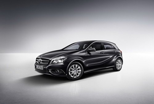 BlueEfficiency 1 Mercedes Benz Introduces two A Class BlueEfficiency Variants