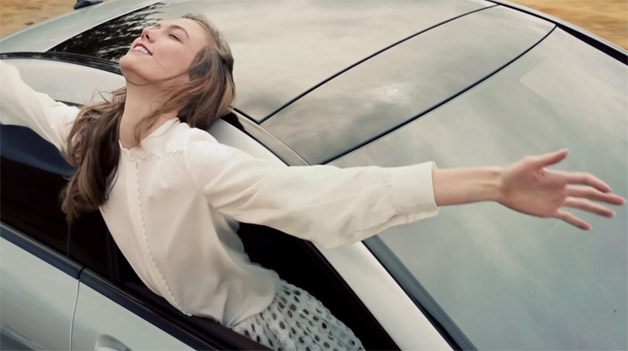 Karlie Kloss Mercedes Benz CLA Video Shows Mercedes Benz CLA With Karlie Kloss