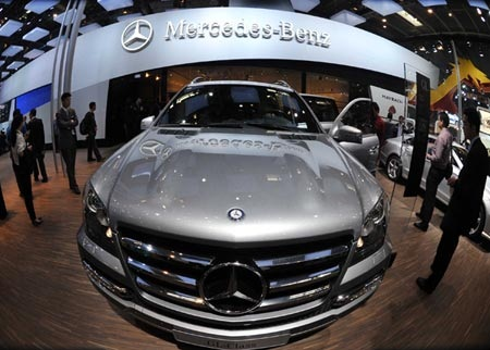 MB China Daimler and Beijing Automotive Take Action to Strengthen Position in the Market